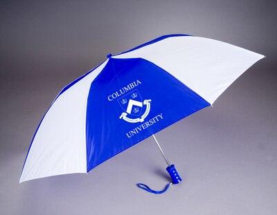 Columbia University The Sport 48 inch Auto Open Folding Umbrella