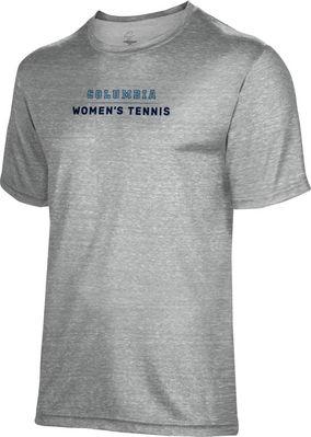 Spectrum Women's Tennis Unisex 50/50 Distressed Short Sleeve Tee