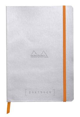Rhodia Goalbook Dot GrID Journal Notebook  Soft Cover