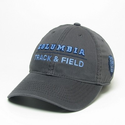 Columbia University Legacy Washed Twill Unstructured Adjustable Hat