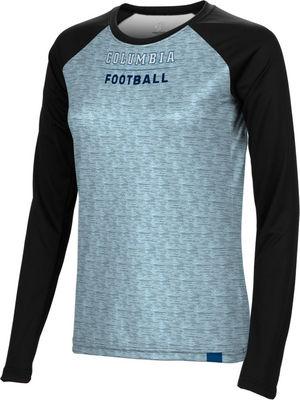 DS Women's Spectrum Sublimated LS Tee - Football