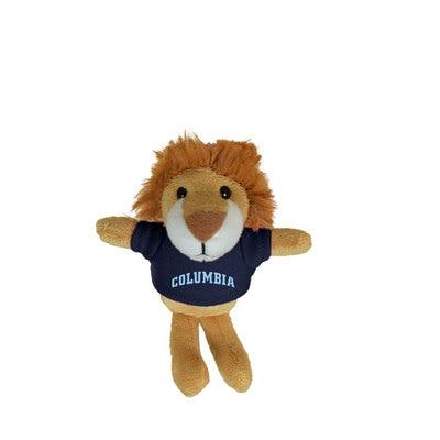 Columbia University 4in Plush Lion Magnet