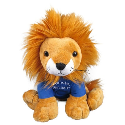 Columbia University 8in Custom Plush Mascot