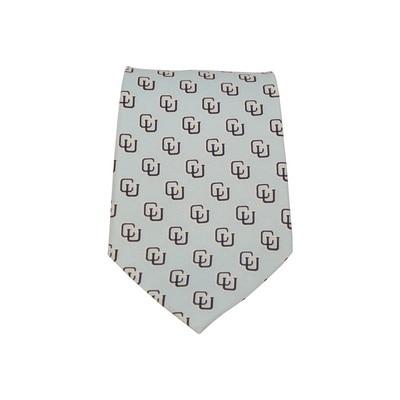 Columbia University Jardine Printed Silk Tie in Box