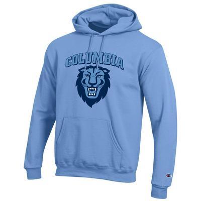 Columbia University Champion Powerblend  Pullover Hoodie