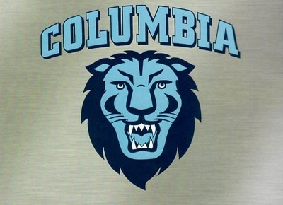 Columbia University Note Card Packs with 10 Cards and Envelopes