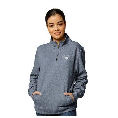 Columbia University Women's Classic Quarter Zip Sweatshirt