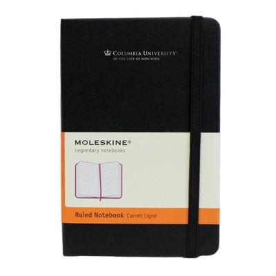 Moleskine Pocket Notebook With Foil Stamped School Name Ruled