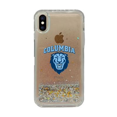 Clear Glitter Shell Phone Case Classic V1  iPhone x