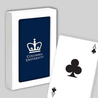 Columbia University Deck of Cards