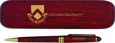 Columbia University Pen and Box
