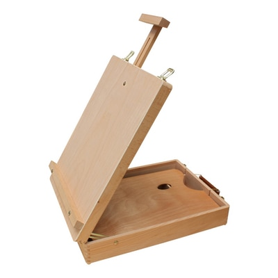 Art Alternatives Merced Table Sketch Box Easel