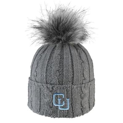 Logofit Columbia University Alps Knit Cuffed Hat