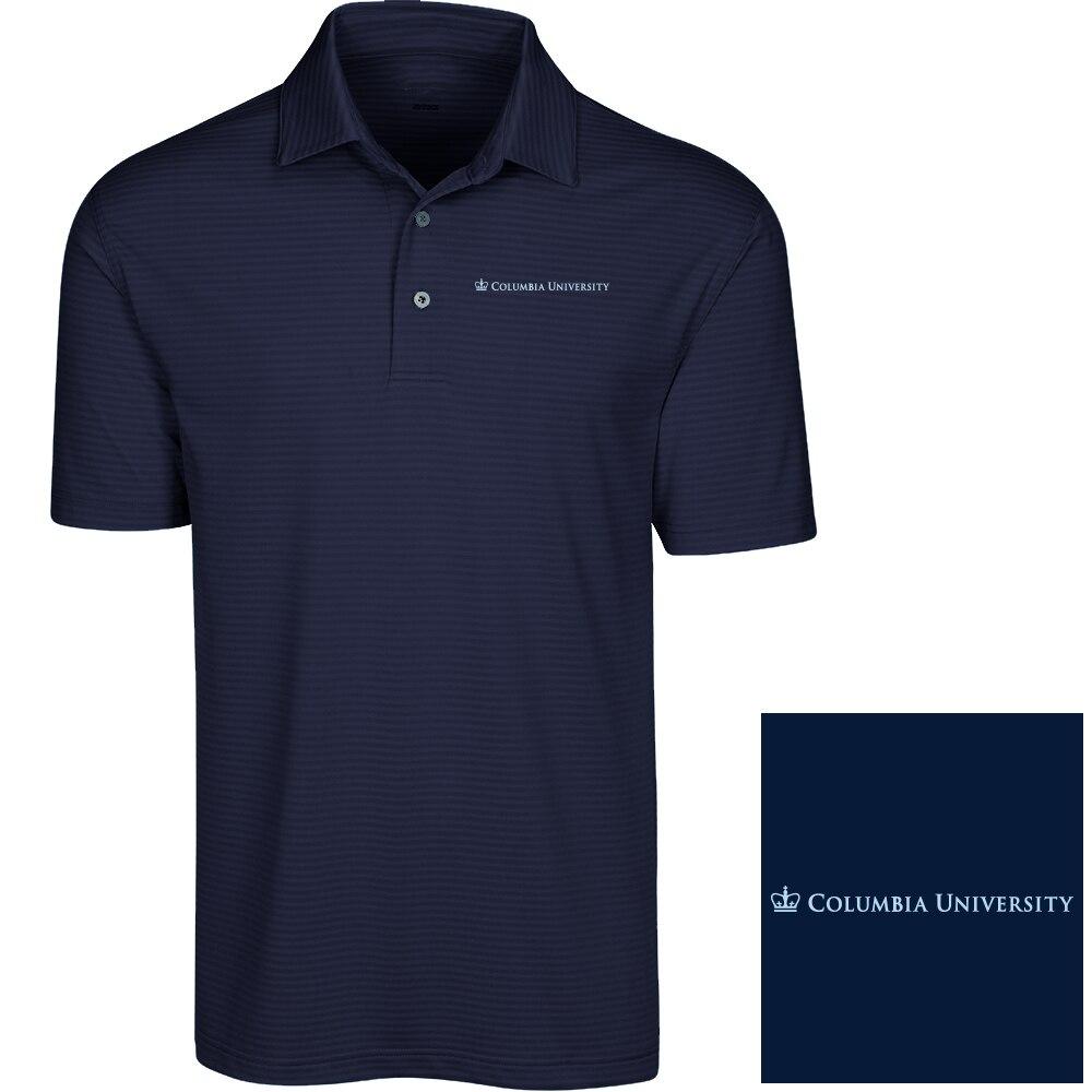 Oxford America Deloach Short Sleeve Stripe Jersey Polo