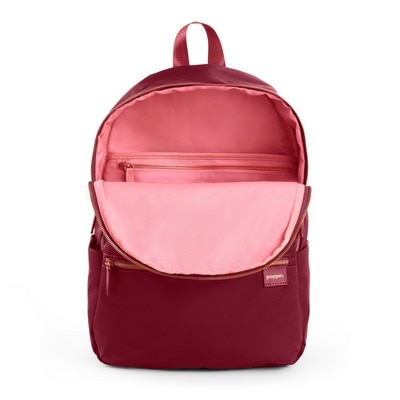 Poppin Backpack Wine