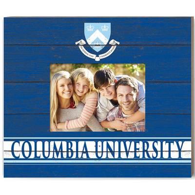 Columbia University Team Spirit Color Photo Frame