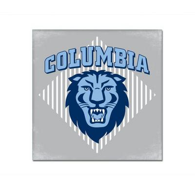 Columbia University Mini Canvas Sign