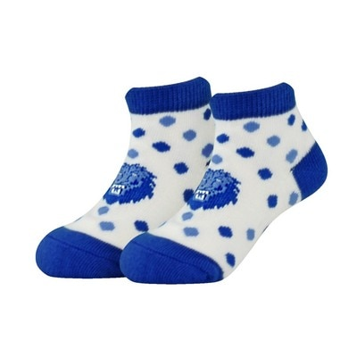 Columbia University Baby Bootie Sock