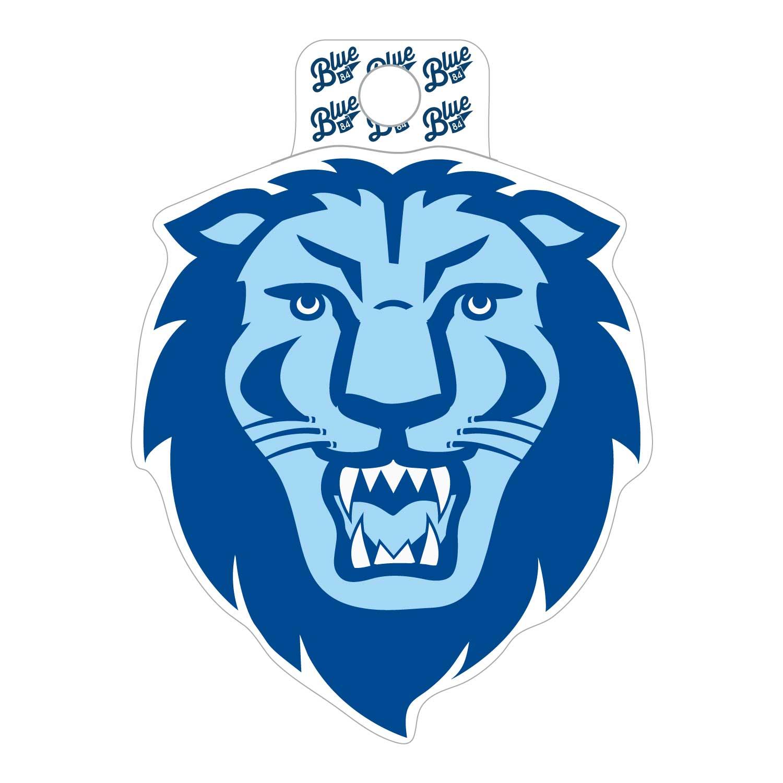 Columbia University Sticker - mascot
