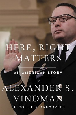 Here  Right Matters: An American Story