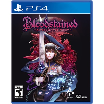 BLOODSTAINED RITUAL NIGHT PS4