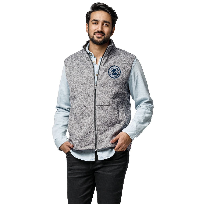 Columbia University League Saranac Sweaterfleece Vest