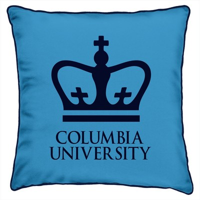"Columbia University 14"" x 14"" Spirit Pillow"