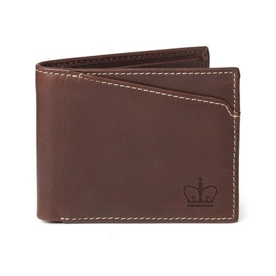 Columbia University Canyon Outback Wallet - Brown