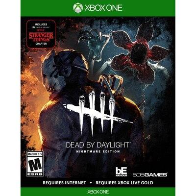 DEAD BY DAYLIGHT NIGHTMARE XB1