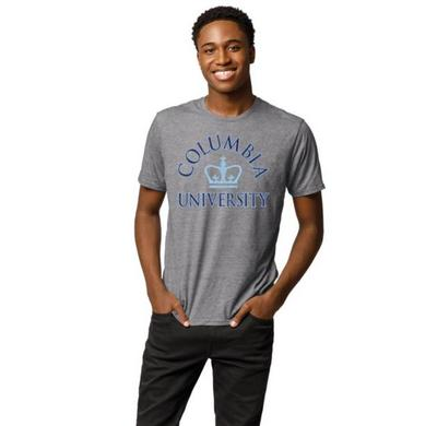 Columbia University League Reclaim Short Sleeve T Shirt