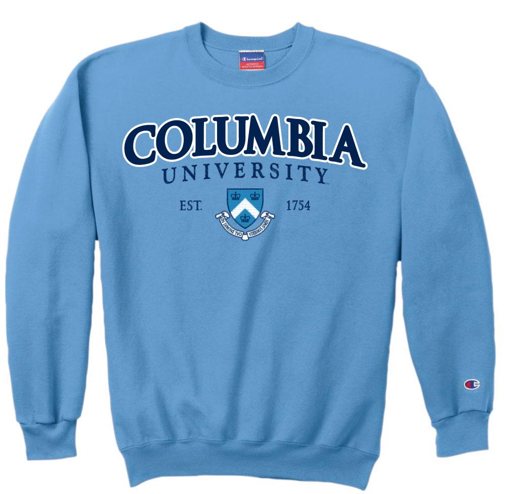 Columbia University Champion Powerblend Sweatshirt