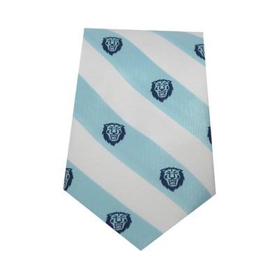 Columbia University Jardine Woven Poly Tie