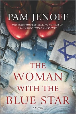 The Woman with the Blue Star