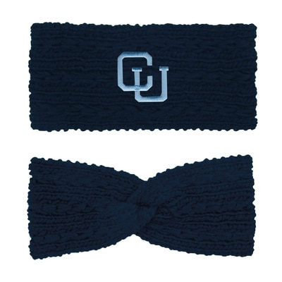 Columbia University LogoFit Adaline Chunky Twist Earband