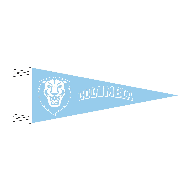 """Columbia University 9"""" x 24"""" Felt Pennant"""