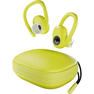Push Ultra True Wireless In-Ear Earbuds Electric Yellow