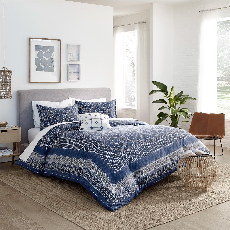 Southern Tide Ocean Gate Twin Comforter Set
