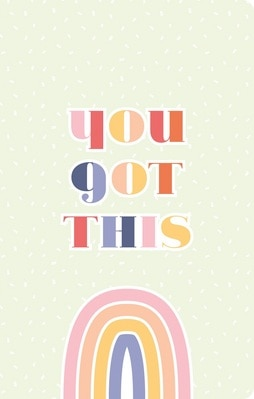 You Got This Soft Touch Layflat Notebook