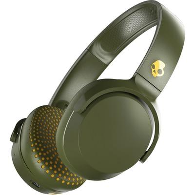 Riff Wireless On-Ear Headphones with Mic Moss