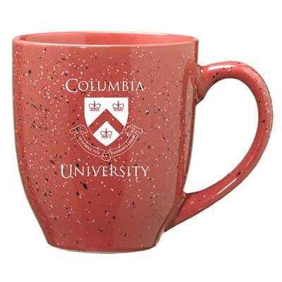 Columbia University 16 oz Speckled Ceramic Coffee Mug