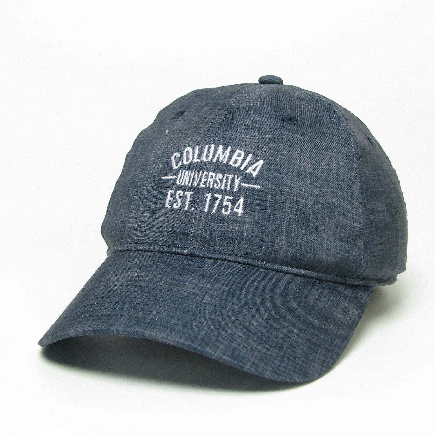 Columbia University Legacy Reclaim Recycled Unstructured Adjustable Hat