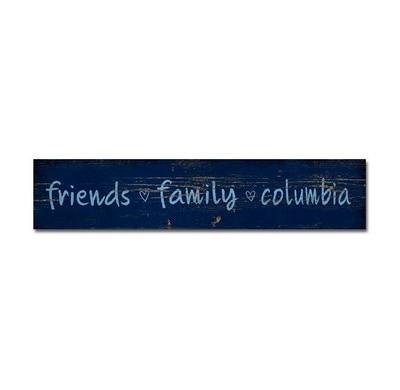 """Columbia University Tabletop 12"""""""