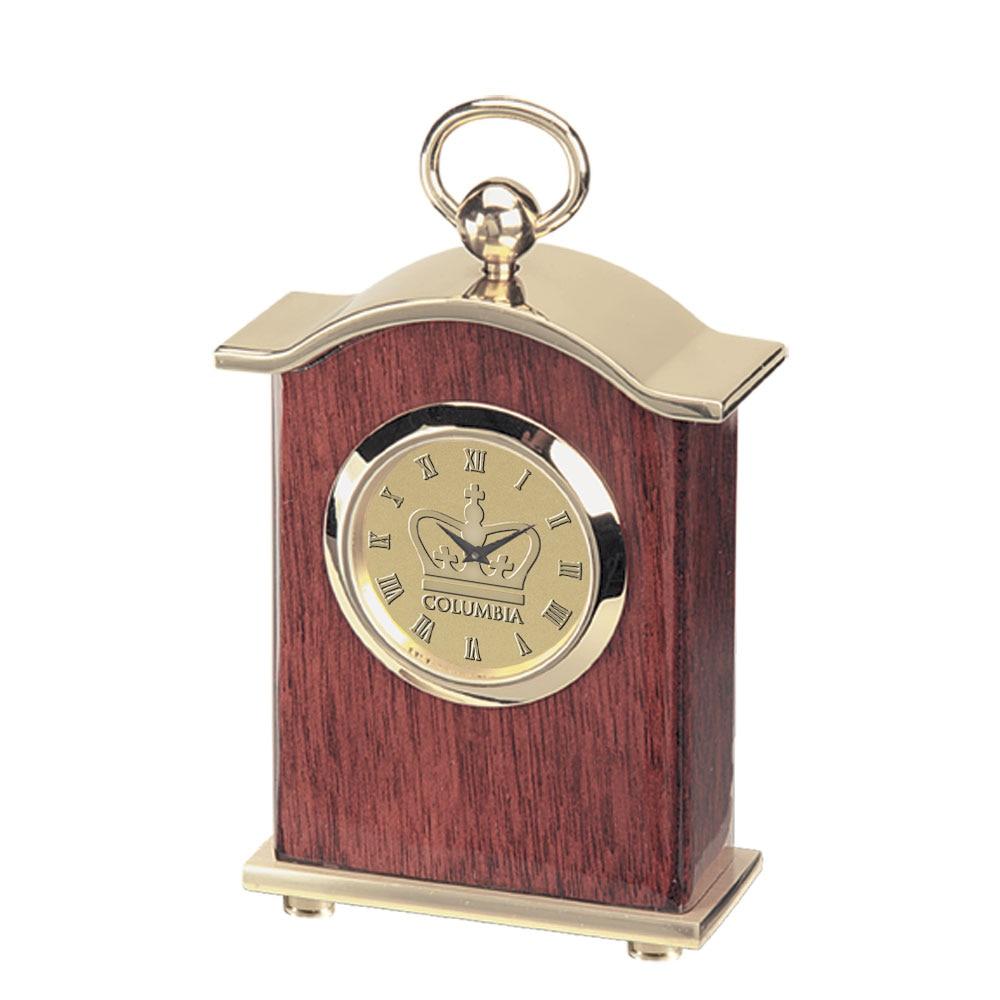 Columbia University CSI Carriage Clock