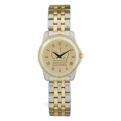 Columbia University Women's Two-Tone Watch