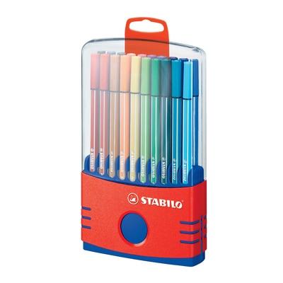 STABILO Pen 68 Color Parade Marker Set