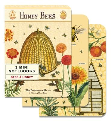 Bees  Mini Notebooks