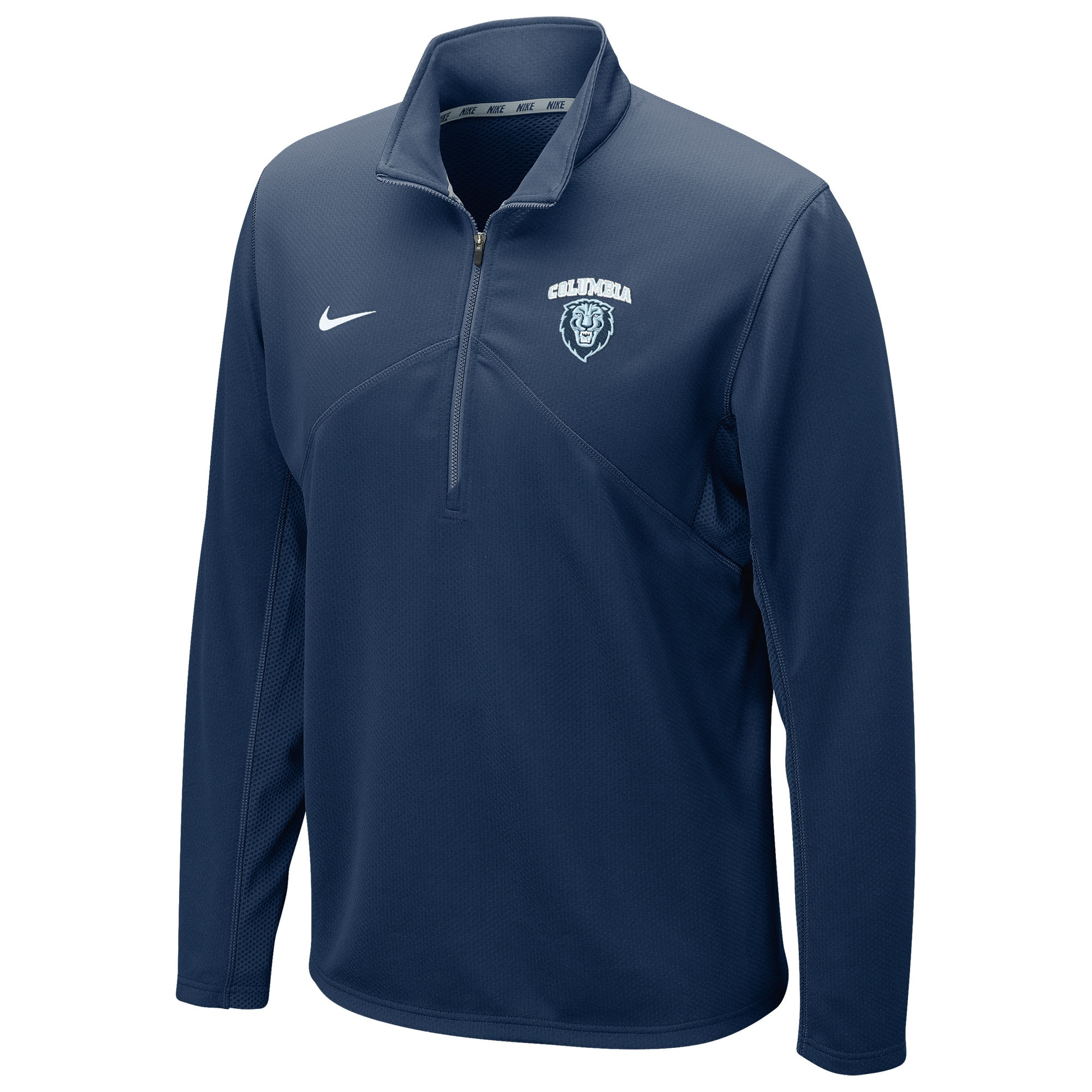 Columbia University Nike Men's DRI-FIT Training Quarter Zip