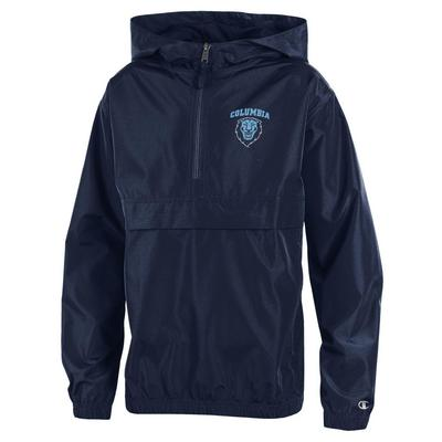 Columbia University Champion Youth Packable Jacket
