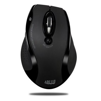 Adesso 2.4GHz Ergo Laser Mouse