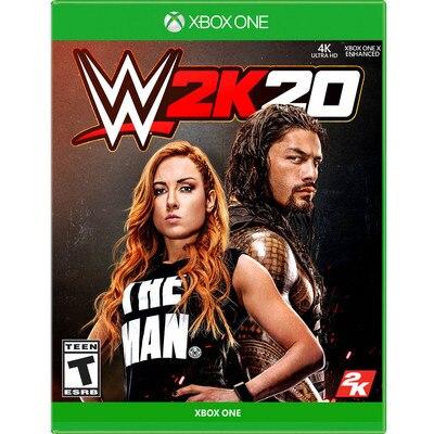 WWE 2K20 XBX1